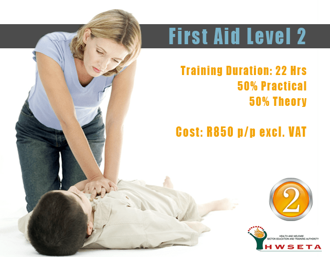 First Aid Level 2 Training