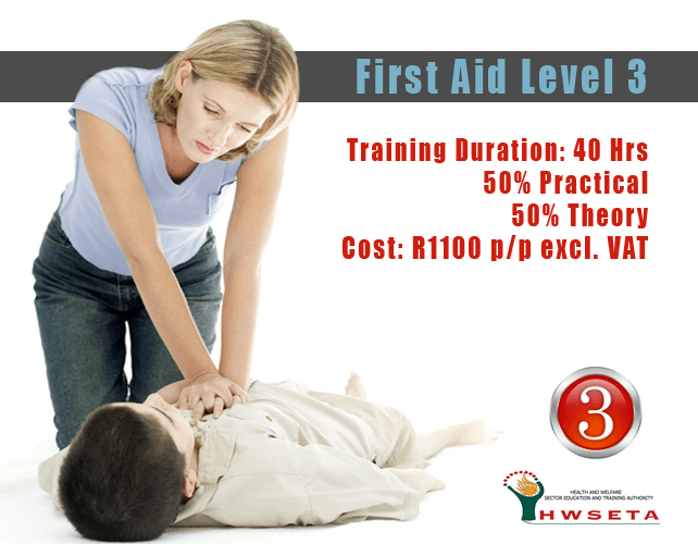 First Aid Level 3 Training